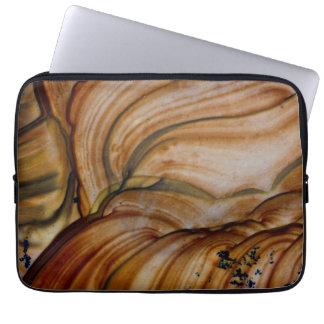 Protection Pour Ordinateur Portable Jaspe de couleur brune de Deschutes