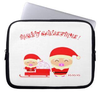Protection Pour Ordinateur Portable Joyeux Noël