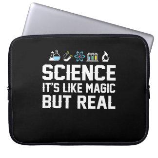 Protection Pour Ordinateur Portable La Science sa magie similaire mais la vraie