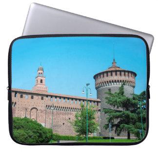 Protection Pour Ordinateur Portable Landm d'architecture de l'Italie Milan de tour de