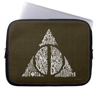Protection Pour Ordinateur Portable Le charme | de Harry Potter DE MORT SANCTIFIE la