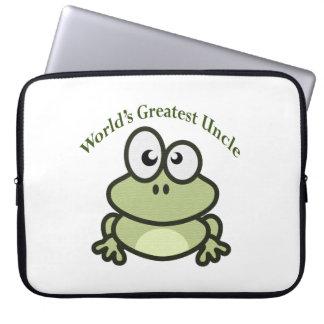 Protection Pour Ordinateur Portable Le plus grand oncle du monde - choisissez la