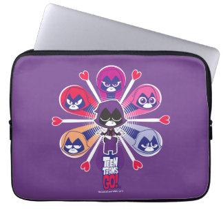 Protection Pour Ordinateur Portable Les titans de l'adolescence vont ! Emoticlones de