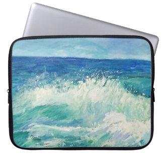 Protection Pour Ordinateur Portable Les vagues