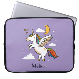 Protection Pour Ordinateur Portable Licorne de vol