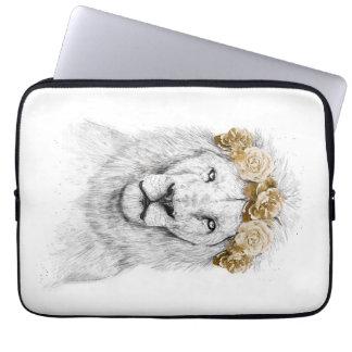 Protection Pour Ordinateur Portable Lion de festival II