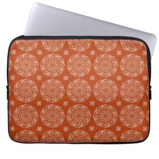 Protection Pour Ordinateur Portable Mandala de henné