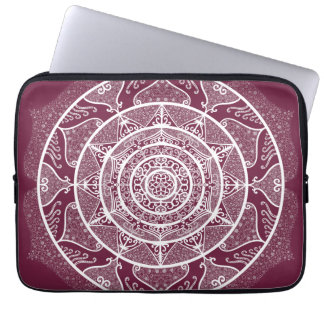 Protection Pour Ordinateur Portable Mandala de mûre