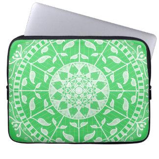 Protection Pour Ordinateur Portable Mandala de ressort