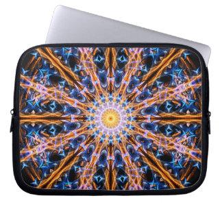 Protection Pour Ordinateur Portable Mandala d'étoile d'alchimie