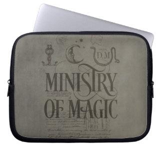 Protection Pour Ordinateur Portable MINISTÈRE du charme | de Harry Potter de MAGIE
