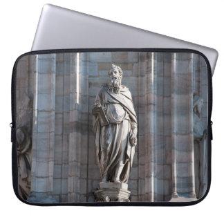 Protection Pour Ordinateur Portable Monument d'architecture de statue de dôme de
