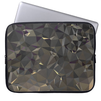 Protection Pour Ordinateur Portable Motif géométrique abstrait moderne - Sun tournent