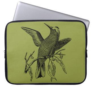 Protection Pour Ordinateur Portable Oiseau étant perché