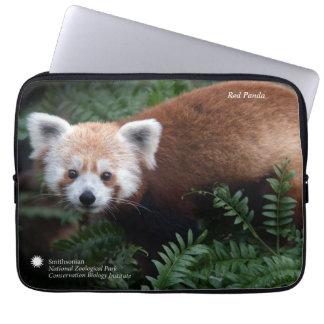Protection Pour Ordinateur Portable Panda rouge de Smithsonien |