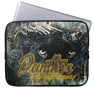 """Protection Pour Ordinateur Portable """"Panthère sur le vagabondage """""""