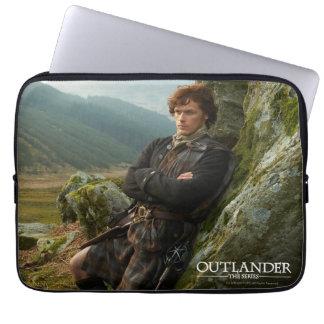 Protection Pour Ordinateur Portable Photographie étendue de l'Outlander | Jamie Fraser