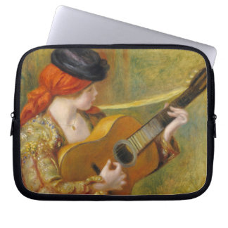Protection Pour Ordinateur Portable Pierre une jeune femme espagnole de Renoir | avec