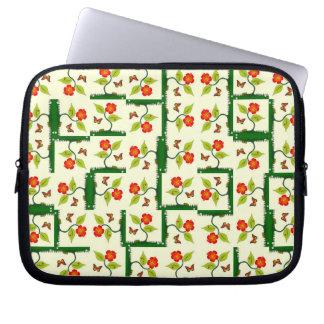 Protection Pour Ordinateur Portable Plantes et fleurs