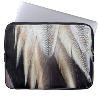 Protection Pour Ordinateur Portable Plume de canard de canard pilet du nord
