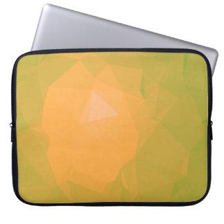 Protection Pour Ordinateur Portable Résumé et conception colorée de motif - fort et