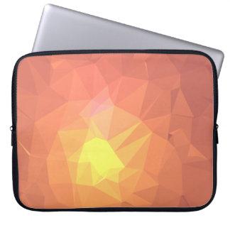 Protection Pour Ordinateur Portable Résumé et conception colorée de motif - noyau