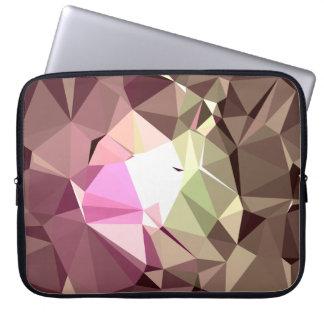 Protection Pour Ordinateur Portable Résumé et conception colorée de motif - pétale