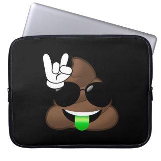 Protection Pour Ordinateur Portable Roche sur la dunette d'Emoji
