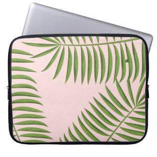 Protection Pour Ordinateur Portable Rose tropical