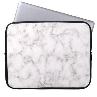Protection Pour Ordinateur Portable Style de marbre élégant