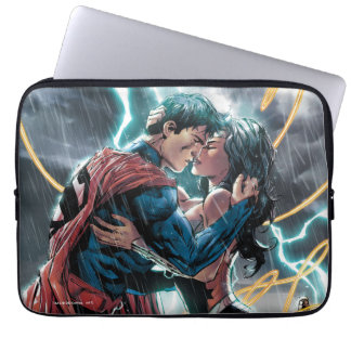 Protection Pour Ordinateur Portable Superman/art promotionnel comique femme de