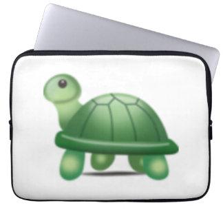 Protection Pour Ordinateur Portable Tortue - Emoji