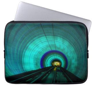 Protection Pour Ordinateur Portable Tunnel de chemin de fer bleu, Singapour
