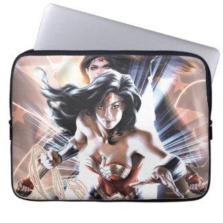 Protection Pour Ordinateur Portable Variante comique de la couverture #609 de femme de