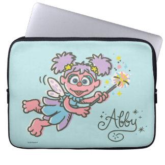 Protection Pour Ordinateur Portable Vol d'Abby Cadabby