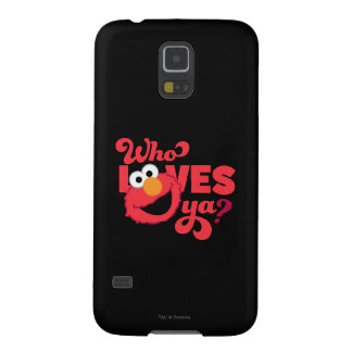 Protections Galaxy S5 Amour Elmo