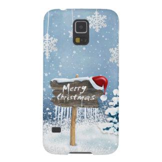 Protections Galaxy S5 Art de Noël - illustrations de Noël