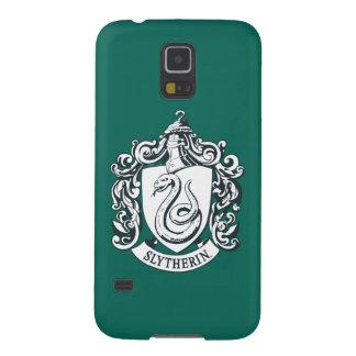 Protections Galaxy S5 Crête de Harry Potter | Slytherin - noire et
