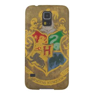 Protections Galaxy S5 Crête rustique de Harry Potter | Hogwarts