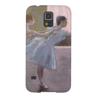 Protections Galaxy S5 Danseurs d'Edgar Degas   à la répétition,