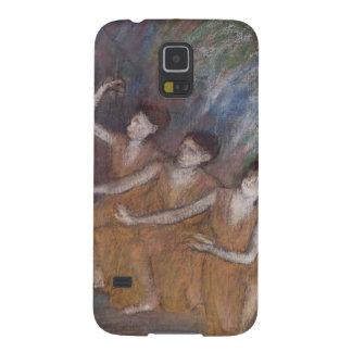 Protections Galaxy S5 Danseuses d'Edgar Degas   Trois