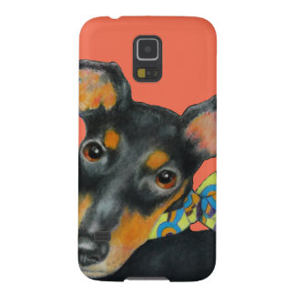Protections Galaxy S5 Écharpe Manchester Terrier de Pucci