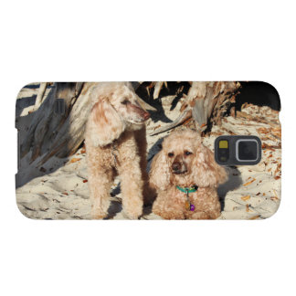 Protections Galaxy S5 Épuisement - caniches - Romeo Remy