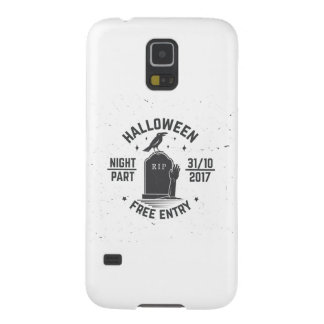 Protections Galaxy S5 Halloween-partie