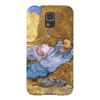 Protections Galaxy S5 Midi de Vincent van Gogh |, la sièste, après