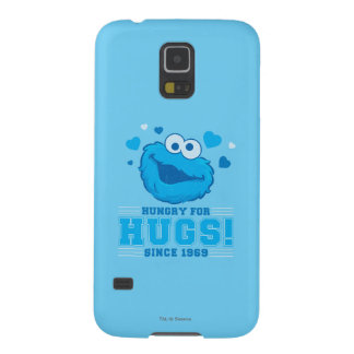 Protections Galaxy S5 Monstre de biscuit affligé