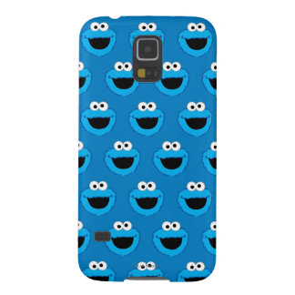 Protections Galaxy S5 Motif de sourire de monstre de biscuit