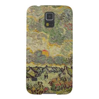 Protections Galaxy S5 Paysage d'automne de Vincent van Gogh |, 1890