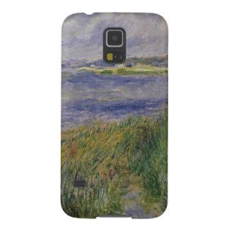 Protections Galaxy S5 Pierre banques de Renoir un | de la Seine,
