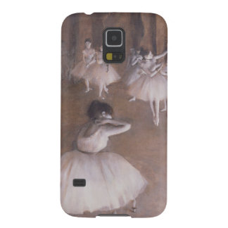 Protections Galaxy S5 Répétition de ballet d'Edgar Degas | sur l'étape,